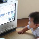 Kleinkinder und der Fernseher