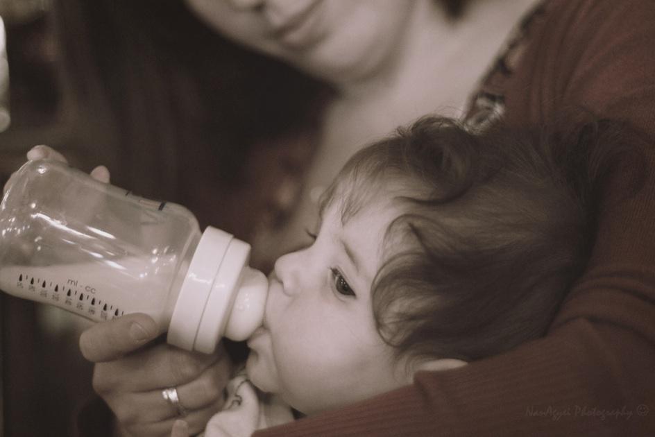 Spezialnahrung für Babys