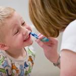 Zähneputzen bei Kindern