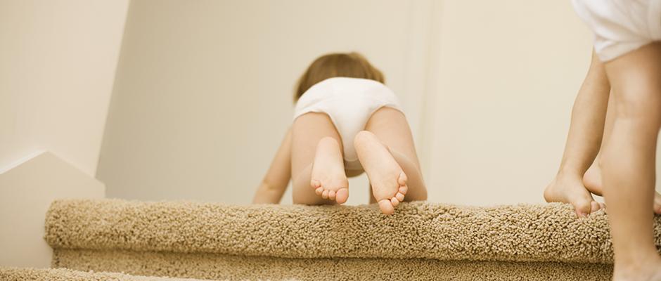 Kinder Treppen Sicherheit