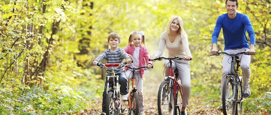 Fahrradfahren Nach Geburt