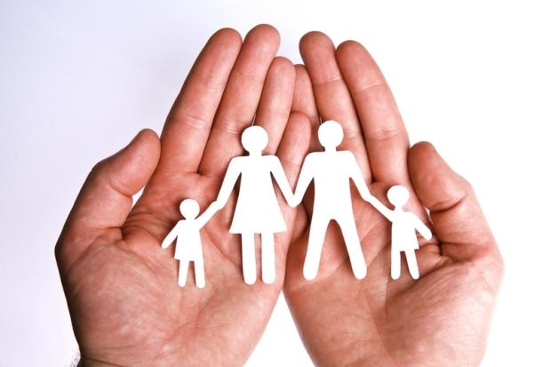 Versicherungen fuer Familien