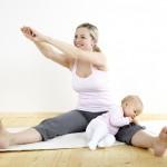 Sport nach der Schwangerschaft