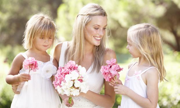 Heirat mit Kind