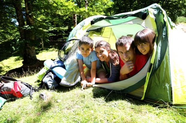 Campingurlaub mit Kleinkindern