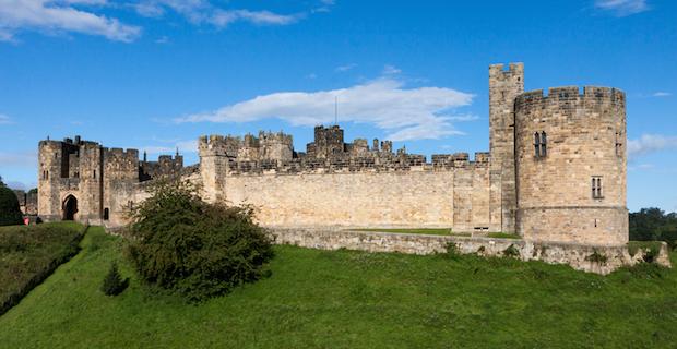 Alnwick Castle | © panthermedia.net / phil_bird