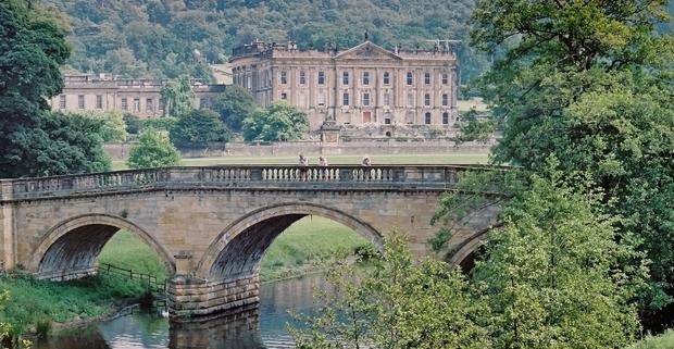 Chatsworth House | © panthermedia.net / Anthony Brindley