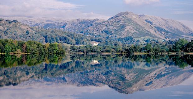 Cumbria UK als Symbolbild fuer Lake District | © panthermedia.net / Julia Drummond