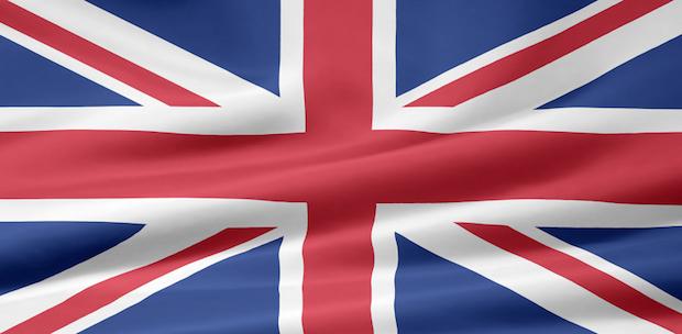 Britische Flagge | © panthermedia.net / Juergen Priewe