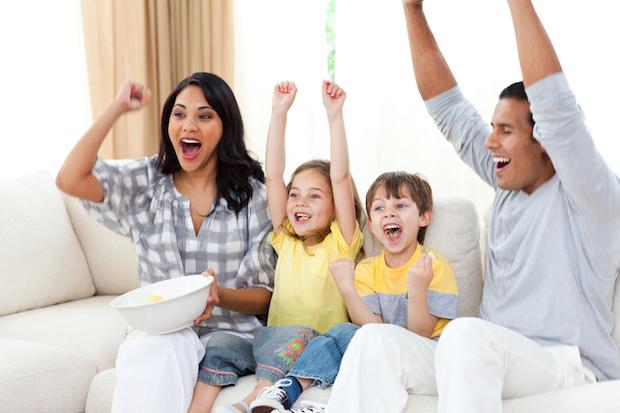 Kinderserien im Fernsehen | © panthermedia.net / Wavebreakmedia ltd