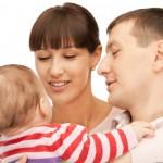Zweisamkeit im Babyalltag   © panthermedia.net / Lev Dolgachov