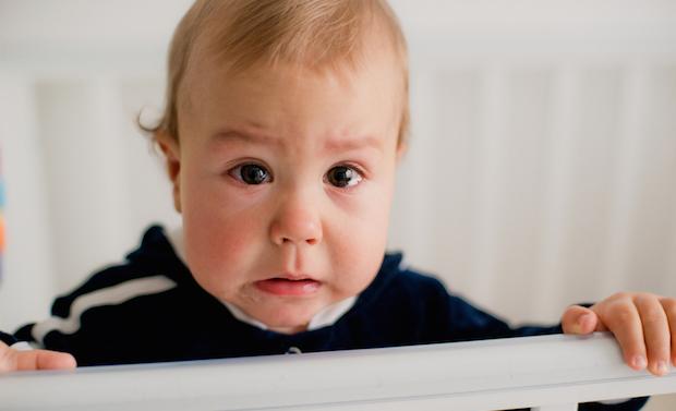 Baby schreien lassen   © panthermedia.net / Shangarey