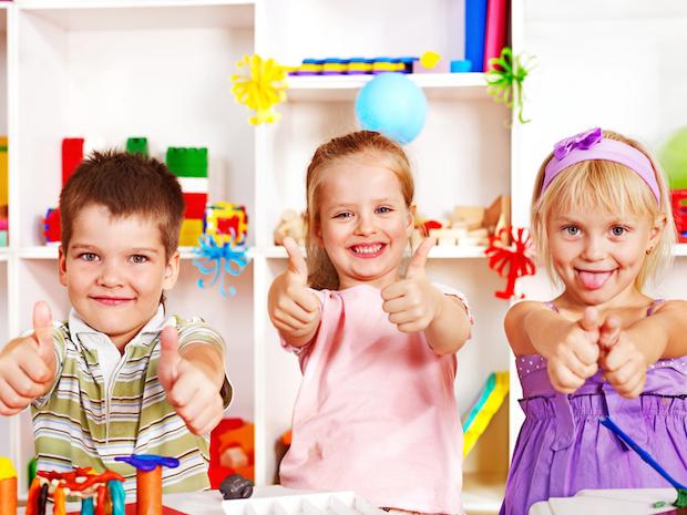 Kinder im Kindergarten | © panthermedia.net /poznyakov