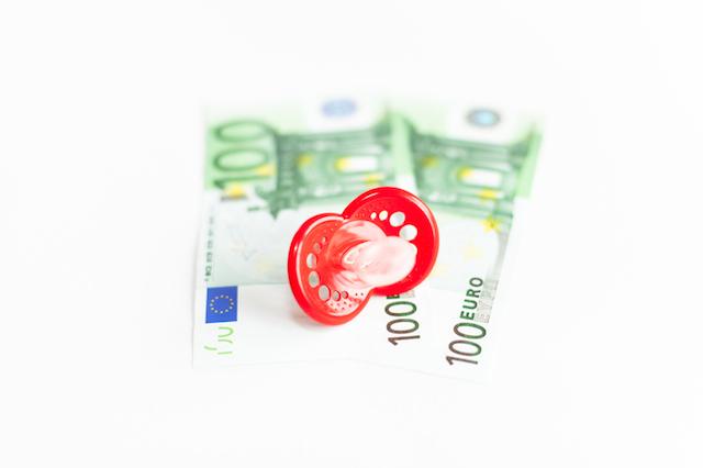 Geldanlage Baby | © panthermedia.net / Heinrich Koenig