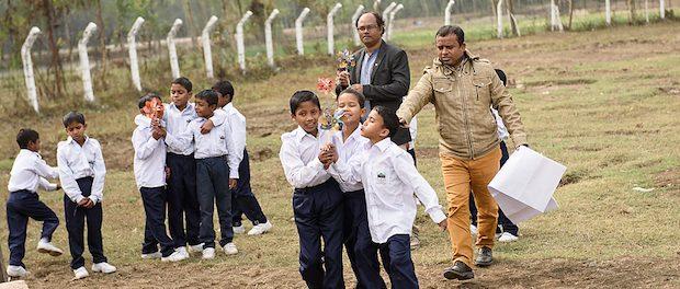 Stück zum Glück - Bau eines zweiten Kinderschutzhauses