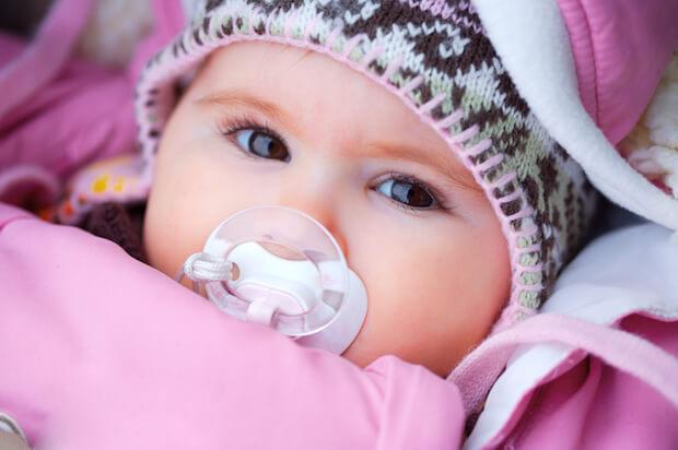 Winterurlaub mit Baby | © panthermedia.net / Zsolt Nyulaszi