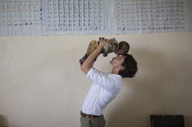 Aktionsbotschafterin Jasmin Gerat berichtet aus Äthiopien – Im Namen der #Windelhelden Kampagne von Pampers & UNICEF