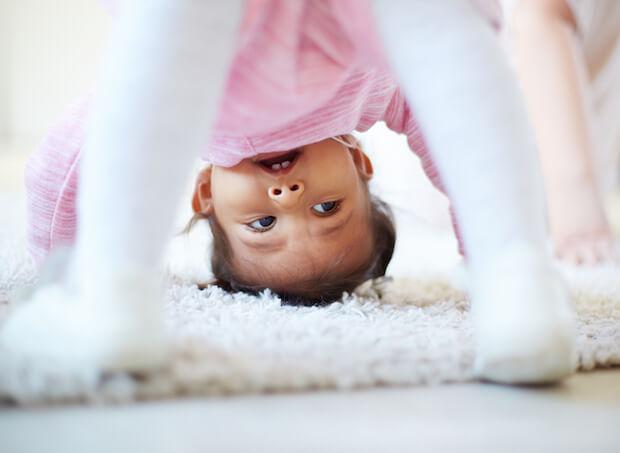 Gleichgewicht bei Kindern fördern |© panthermedia.net / pressmaster