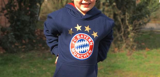 FC Bayern München Fan-Shop Kampagne