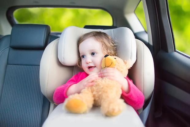 Kleinkind lange Autofahrt | © panthermedia.net /FamVeldman
