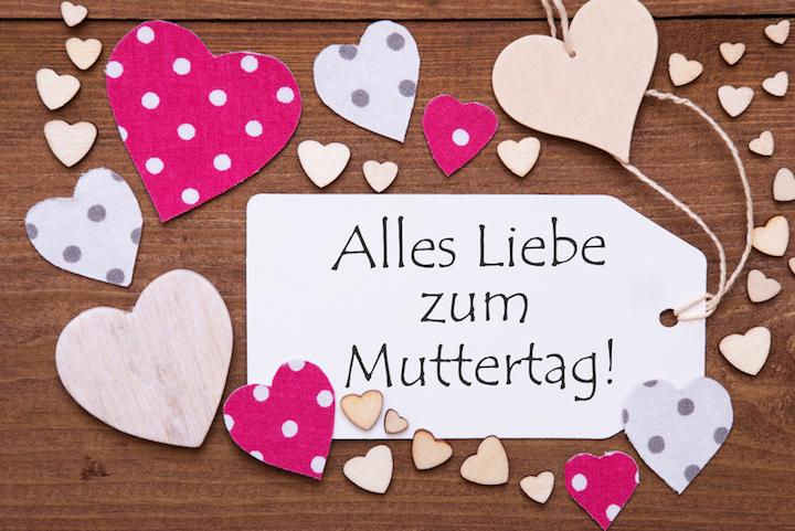 Alles Liebe zum Muttertag | © panthermedia.net /Nadja Blume