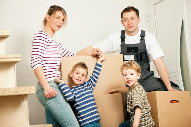 umziehen mit kindern tipps zur planung umsetzung. Black Bedroom Furniture Sets. Home Design Ideas