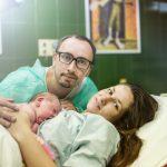 Geburt Vater | © panthermedia.net /halfpoint
