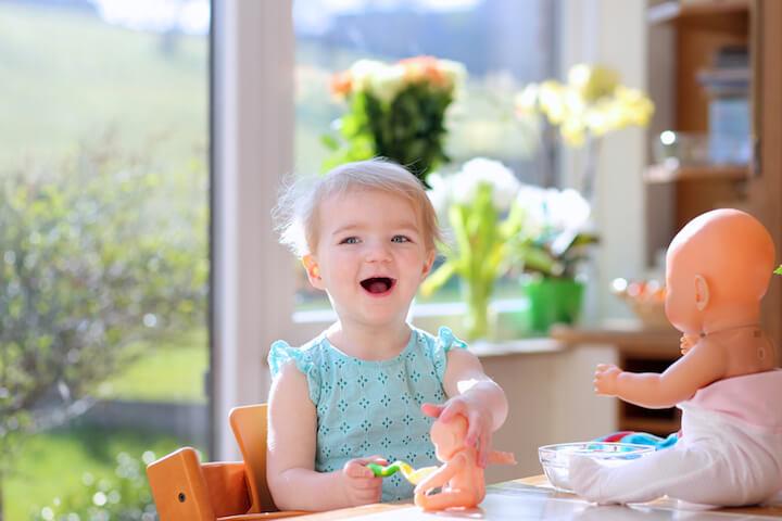Hoert die Puppe mit? | © panthermedia.net / CroMary