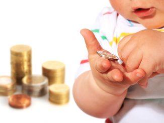 Kosten Baby Finanzen | © panthermedia.net /fantazista