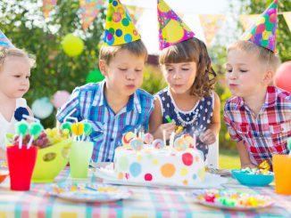Kindergeburtstag | © panthermedia.net /petrograd99