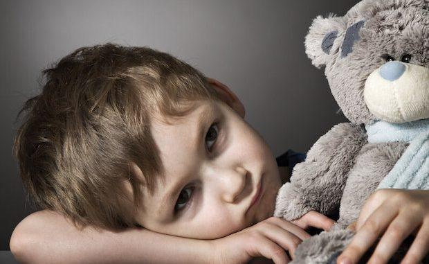Erkranktes Kind | © panthermedia.net /_ella_