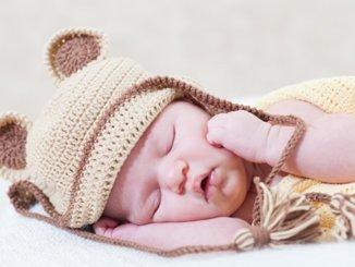 Baby am schlafen | © panthermedia.net /Elena Shchipkova