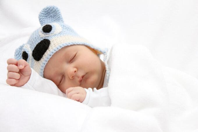Baby schläft | © panthermedia.net / nikkos