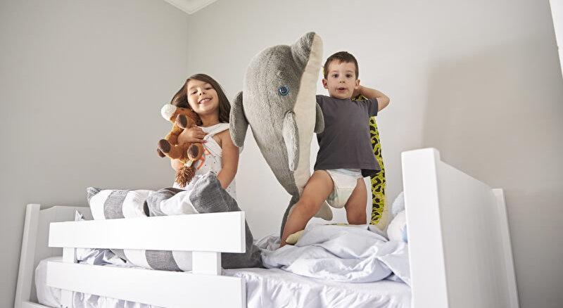 Kinderbett | © panthermedia.net /Monkeybusiness Images