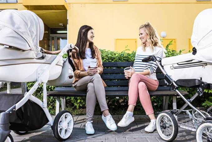 Symbolbild - Kinderwagen | © panthermedia.net /EdZbarzhyvetsky